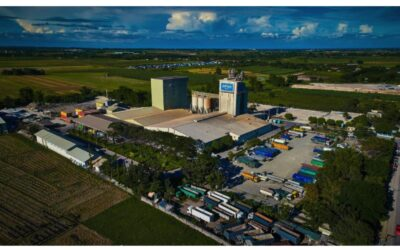 Pilmico utilizes waste ash as cement for construction