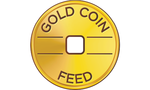 Gold Coin Logo
