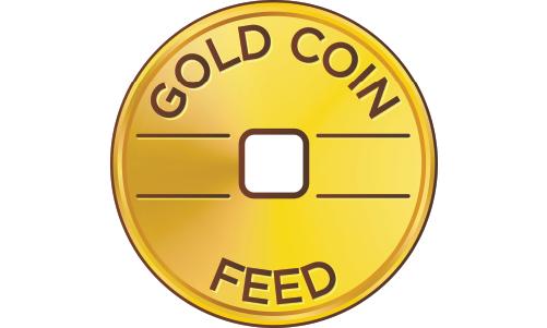 Gold Coin Logo
