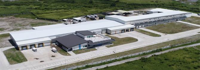 pilmico farms aerial view
